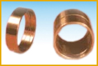 Phosphor Bronze Bushes / Parts With Close Dimensional Accuracy